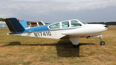N1741G - Beechcraft G35 Bonanza - Private