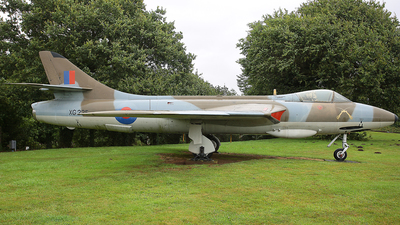 XG225 - Hawker Hunter F.6A - United Kingdom - Royal Air Force (RAF)