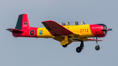 2712 - Nanchang PT-6A - Bangladesh - Air Force