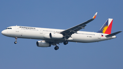 RP-C9916 - Airbus A321-231 - Philippine Airlines
