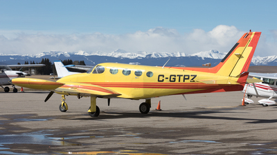 C-GTPZ - Cessna 340A - Private