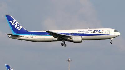 JA8579 - Boeing 767-381 - All Nippon Airways (ANA)