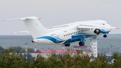 UR-CTF - Antonov An-148-100E - Air Ocean Airlines