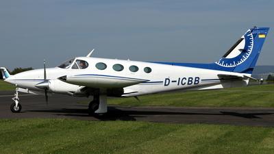 D-ICBB - Cessna 340A - Private