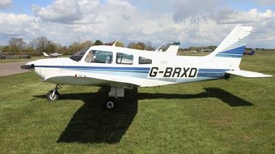 G-BRXD - Piper PA-28-181 Archer II - Private
