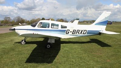 A picture of GBRXD - Piper PA28181 - [288290126] - © Ian Johnson