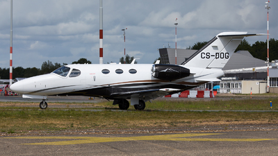 CS-DOG - Cessna 510 Citation Mustang - Private