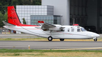 N161AL - Rockwell 690A Turbo Commander - Airlift Northwest