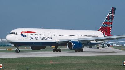 G-BNWT - Boeing 767-336(ER) - British Airways