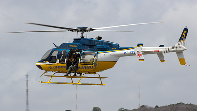 PT-YZD - Bell 407 - Brazil - Highways Federal Police