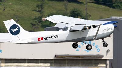 A picture of HBCKG - Cessna F172P Skyhawk II - [F17202251] - © Alexandre Fazan