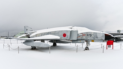 57-8375 - McDonnell Douglas F-4EJ Kai - Japan - Air Self Defence Force (JASDF)