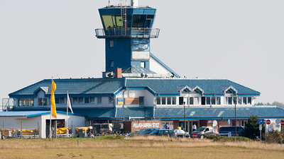 EDXW - Airport - Control Tower
