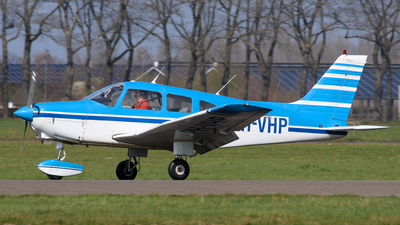 A picture of PHVHP - Piper PA28161 Warrior II - [288016251] - © BaszB