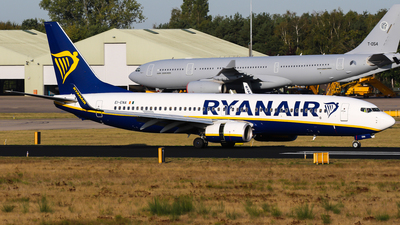 A picture of EIENA - Boeing 7378AS - Ryanair - © C. v. Grinsven