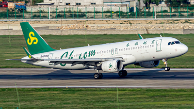 B-8590 - Airbus A320-214 - Spring Airlines