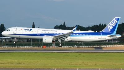 JA152A - Airbus A321-272N - All Nippon Airways (ANA)