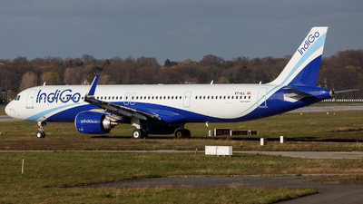 A picture of VTILL - Airbus A321251NX - IndiGo - © kevin.hackert