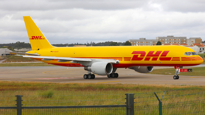 D-ALEO - Boeing 757-2Q8(PCF) - DHL (European Air Transport)