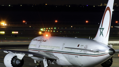 A picture of CNRGC - Boeing 7878 Dreamliner - Royal Air Maroc - © Michael Pflanzer