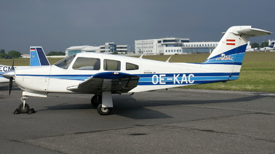 OE-KAC - Piper PA-28RT-201 Arrow IV - Private