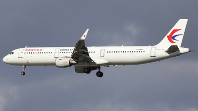 B-8406 - Airbus A321-211 - China Eastern Airlines