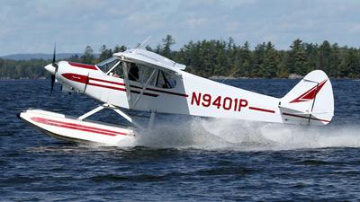 N9401P - Piper PA-18-150 Super Cub - Private