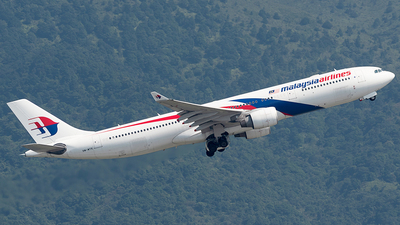 9M-MTK - Airbus A330-323 - Malaysia Airlines