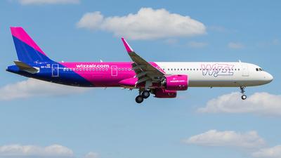 HA-LZA - Airbus A321-271NX - Wizz Air