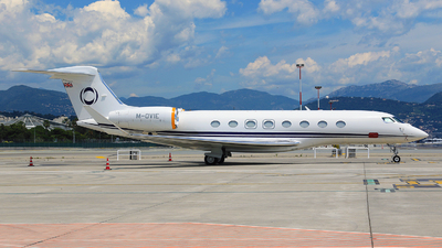M-OVIE - Gulfstream G650 - Private