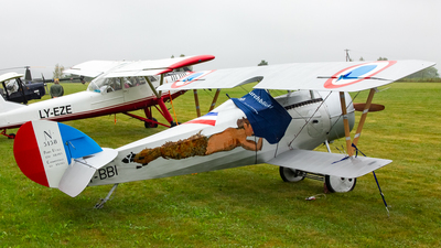LY-BBI - Nieuport 24 bis - Private