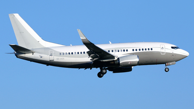 9H-VOX - Boeing 737-548 - Maleth Aero