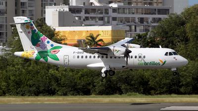 A picture of FOIXO - ATR 42600 - Air Antilles - © toyo_69pr