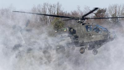 Q-01 - Boeing AH-64D Apache - Netherlands - Royal Air Force