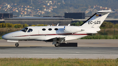 EC-LZS - Cessna 510 Citation Mustang - Clipper National Air