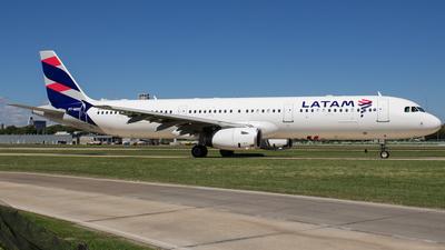 PT-MXD - Airbus A321-231 - LATAM Airlines