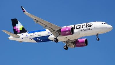 N544VL - Airbus A320-271N - Volaris El Salvador