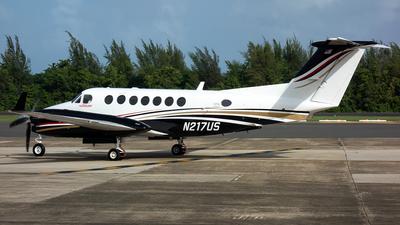N217US - Beechcraft B300 King Air 350ER - Private