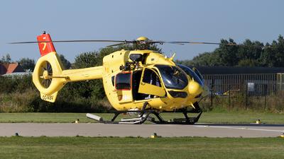 OO-NSV - Airbus Helicopters H145 - Noordzee Helikopters Vlaanderen (NHV)