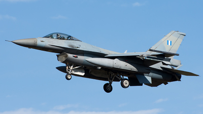 002 - Lockheed Martin F-16C Fighting Falcon - Greece - Air Force