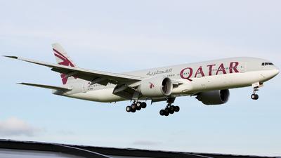 A7-BBD - Boeing 777-2DZLR - Qatar Airways