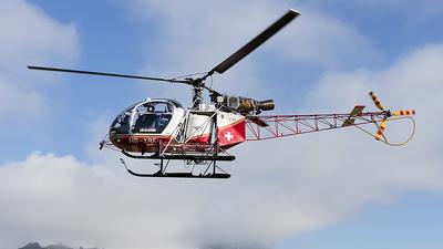 A picture of HBXRE - Aerospatiale SA.315B Lama -  - © Kurt Greul