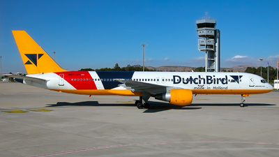 PH-DBB - Boeing 757-230 - DutchBird