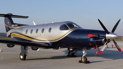 HB-FVG - Pilatus PC-12/47E - Private