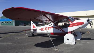 N5392Y - Piper PA-18-150 Super Cub - Private