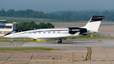 N235DX - Gulfstream G650 - Private