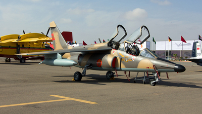 235 - Dassault-Dornier Alpha Jet H - Morocco - Air Force