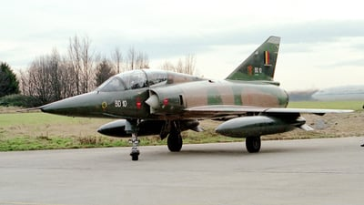 BD-10 - Dassault Mirage 5BD - Belgium - Air Force