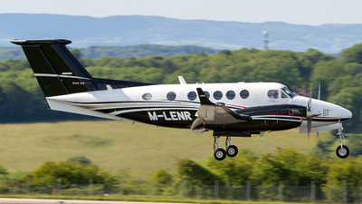 M-LENR - Beechcraft 250 King Air - BAe Systems