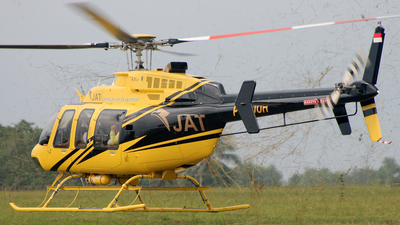 PK-JOH - Bell 407GX - Jhonlin Air Transport